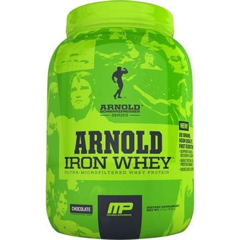 Arnold Whey Arnold Iron Whey Protein Price In India