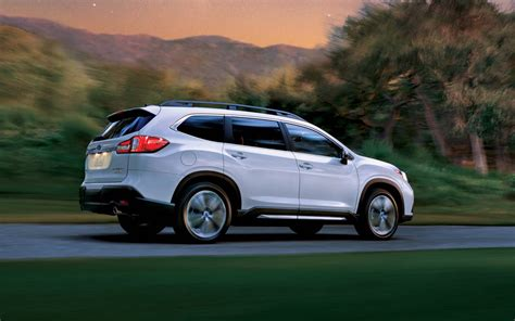 2019 Subaru Ascent Release Date by 2019 Subaru Ascent Release Date Price Safety Features