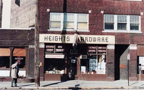 ace hardware history history of heights hardware in coventry village heights
