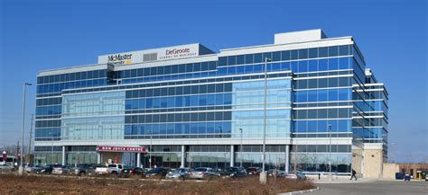 Degroote School Of Business Mba by Viracon Your Single Source Architectural Glass Fabricator