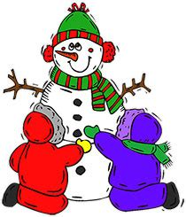 frosty the snowman clipart building a snowman clipart clipartxtras