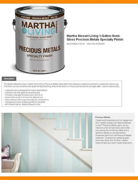 metallic paints the home depot community