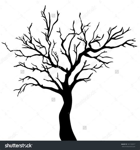 Winter Trees Clipart Free Best Winter Trees