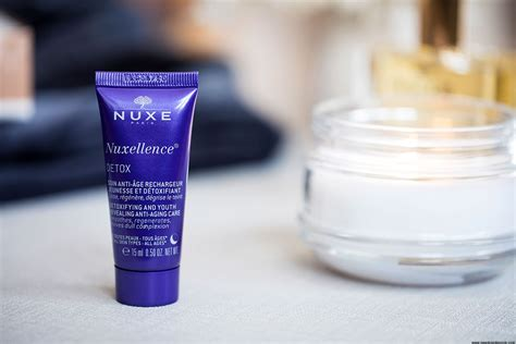 Nuxe Nuxellence Detox How To Use by Nuxe Nuxellence Detox Beaut 233 Needs And Moods