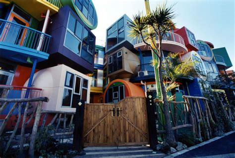wonderful postmodern architecture around the world weird and wonderful one of a kind buildings from around