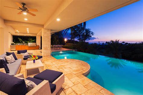 pool patio designs 6 amazing patio designs home matters ahs