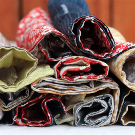 pattern for fabric napkin holder kojo tutorial cloth napkins with utensil holders