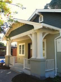 craftsman front porch craftsman bungalow front porch
