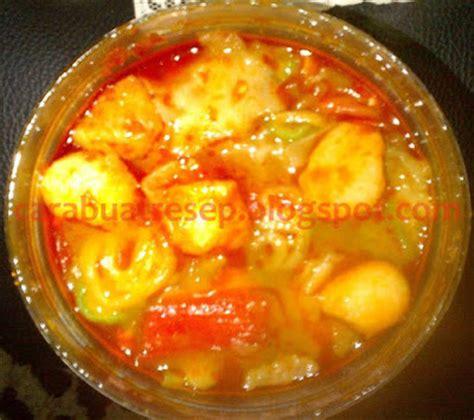 Makaroni Pedas Daun Jeruk Bandung cara membuat seblak makaroni kuah pedas resep masakan indonesia