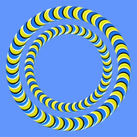imagenes que se mueven de gracias ilusion optica mueve movimiento akiyoshi kitaoka 6