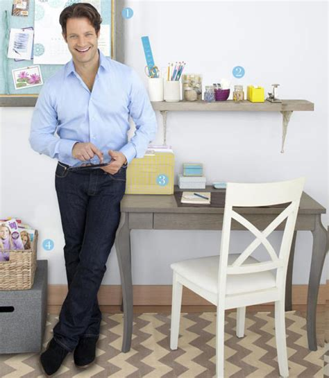 the office nate nate berkus organizing tips room organization tips from