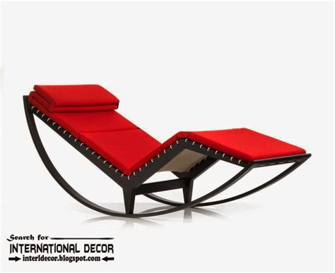 Rocking Lounge Chair by Italian Rocking Lounge Chair In Relaxing Chair