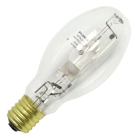 400 watt light bulb sylvania 64051 m400 ps u ed28 400 watt metal halide