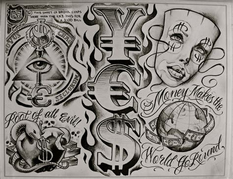 money tats nick schafer flickr