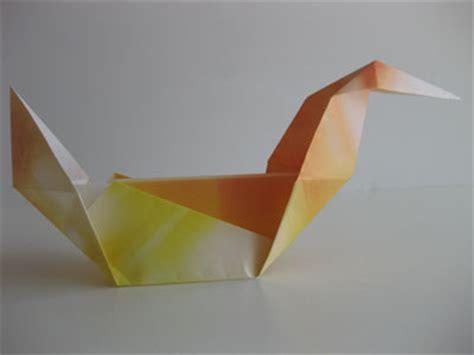 Origami Ducks - origami october 2011