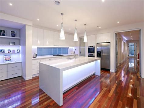Led Kitchen Lighting Australia Pendant Lighting In A Kitchen Design From An Australian