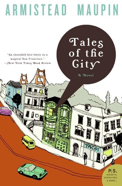 the city a novel books tales of the city