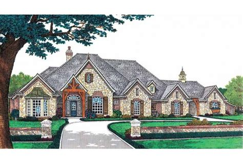 french country one story house plans eplans french country house plan luxury living on a