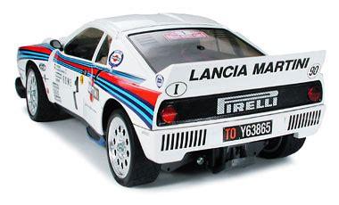 Tamiya Lancia Tamiya America Item 58278 Rc Lancia 037 Rally Ta03rs