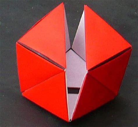 Origami Puzzle Box - puzzle cube k kasahara tutorial origami diagrams