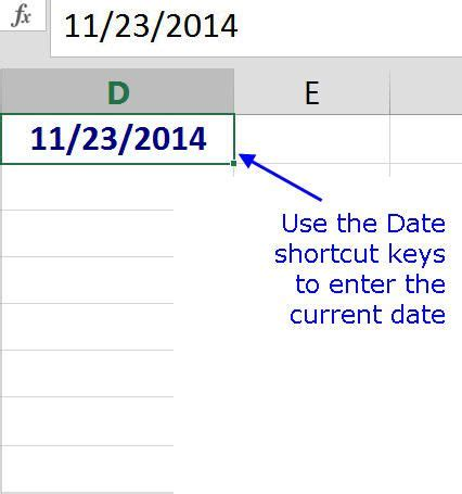 javascript format date add days add the current date time in excel using shortcut keys