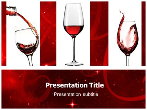 powerpoint templates free wine wallpaper wine theme wallpapersafari