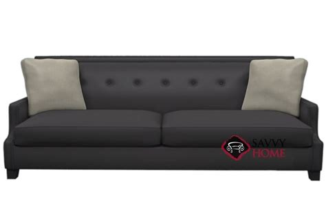 franco leather sofa franco by bernhardt interiors leather sofa by bernhardt is