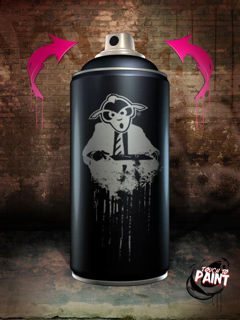 bombing  ipad graffiti spray cans big screen debut