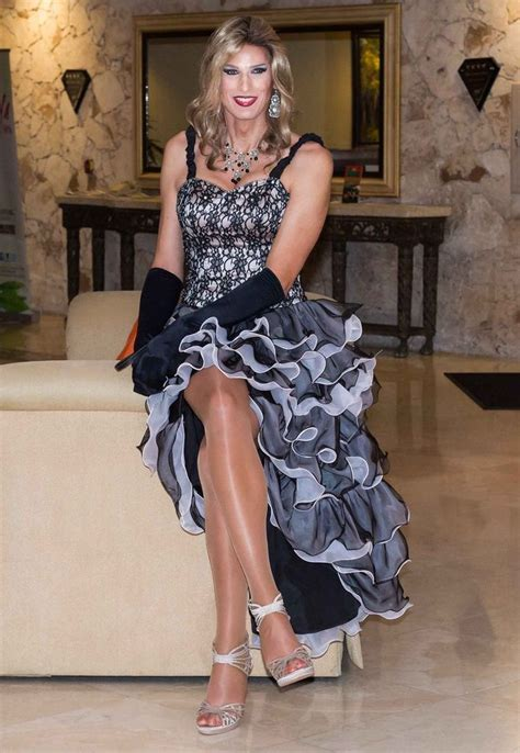 beautiful crossdresser party dress 402 best gorgeous t girls images on pinterest