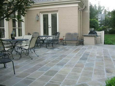 the best ways and materials to utilize outdoor tile ideas