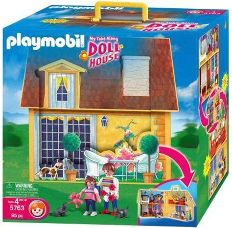 play mobile doll house playmobil set 5763 my take along doll house klickypedia