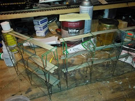 here is a project i did in the late spring with the kindergarteners here is a small project i did scaffolding for around