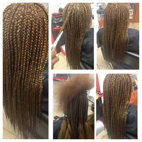 regular box braids natural hair options this client brittany is a regular