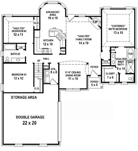 and bathroom house plans 3 bedroom 3 bathroom house plans best of 5 bedroom 3