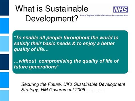Mba Sustainable Development by Ppt Sustainable Procurement Forum Powerpoint
