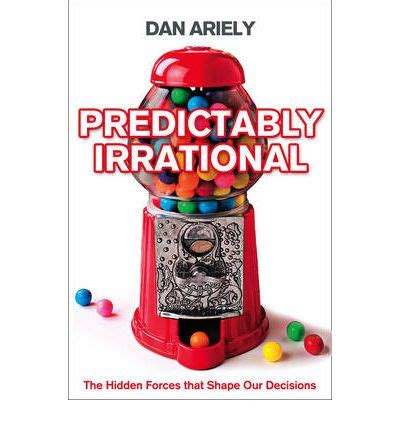predictably irrational the hidden 0007256531 books