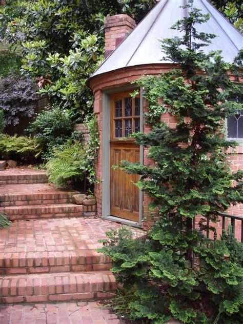 Home Garden Design Atlanta Hinoiki Cypress Accents Unique Play House Garden
