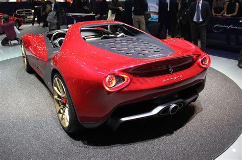 designboom ferrari pininfarina ferrari sergio windshield less concept