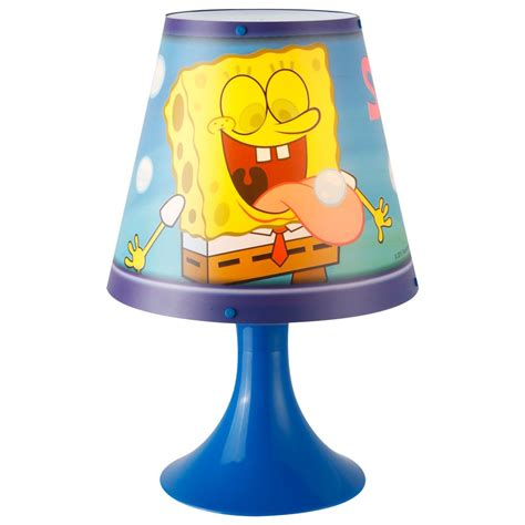spongebob squarepants lights spongebob squarepants wall l light table l