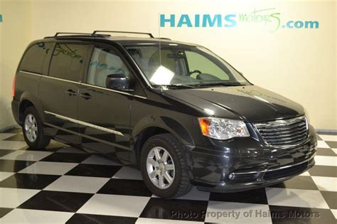 2011 Chrysler Town And Country Touring by 2011 Used Chrysler Town Country 4dr Wagon Touring At