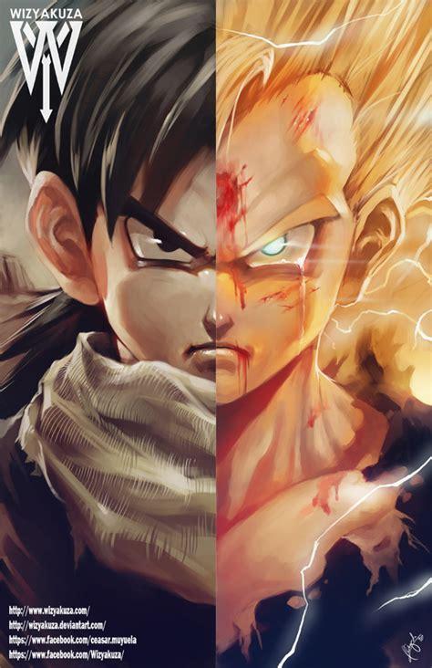 imagenes impresionantes anime megapost impresionantes ilustraciones de wizyakuza