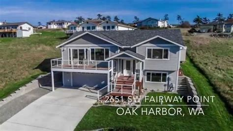 houses for sale oak harbor wa homes for sale oak harbor 680 hacienda dr oak harbor wa youtube