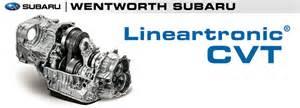 Subaru Cvt Transmission Subaru Lineartronic Continuously Variable Transmission Cvt