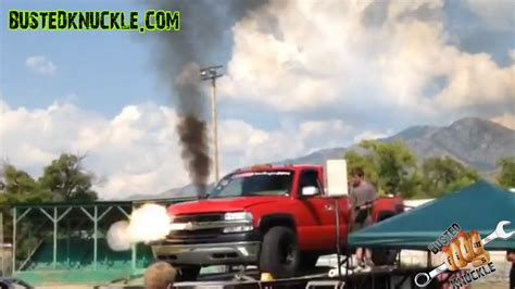 world record duramax diesel dyno explosion youtube