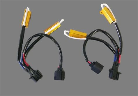 led headlight resistors led headlight resistor packs for h13