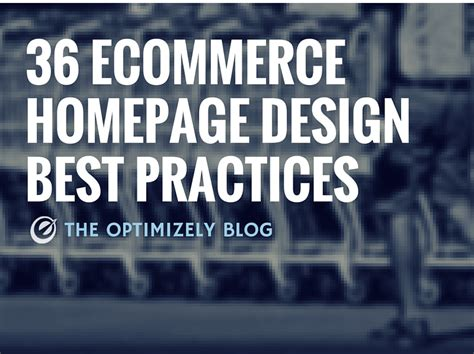 Homepage Design Tips 36 E Commerce Homepage Design Best Practices From The