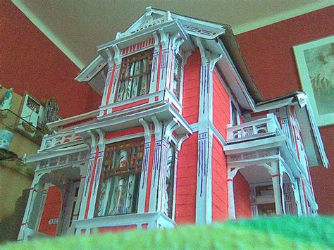 charmed doll house charmed dollhouse made by hubert lengdorfer my fanpage i flickr