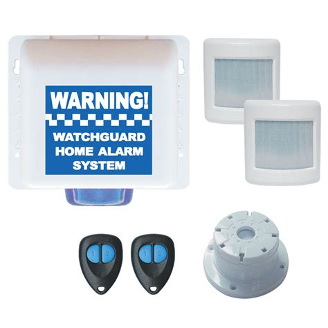 wguard watchguard wireless home office alarm system