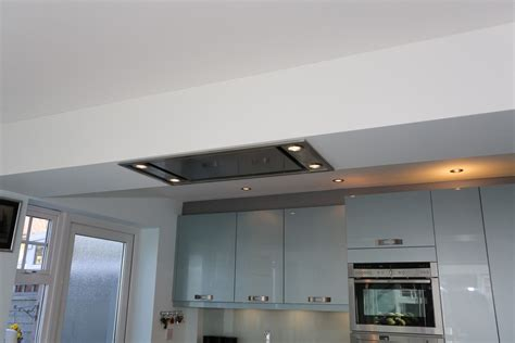 ceiling mounted kitchen extractor fan ceiling extractor recessed into suspended ceiling