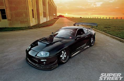 Toyota Supra Tuning by 1994 Toyota Supra Cars Tuning Wallpaper 2048x1340